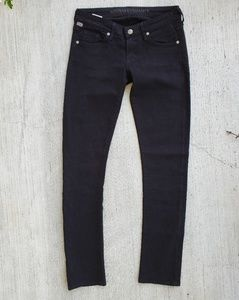 Citizens of Humanity Distressed Black Jeans